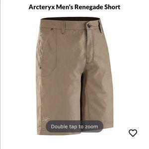 Arcteryx Men's Renegade Short
